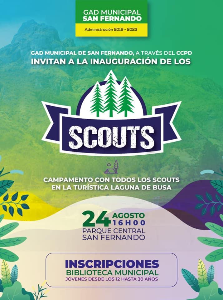 Scouts San Fernando